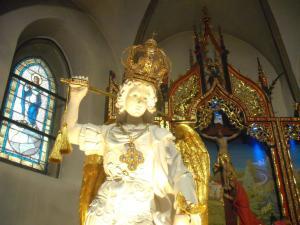 Peregrynacja figury św. Michała Archanioła 9-10 maja 2017