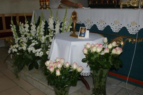Wprowadzenie Relikwii Siostry Chrzanowskiej