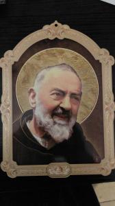 Wprowadzenie relikwii św. o. Pio
