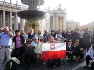 Pielgrzymka do Rzymu 2010