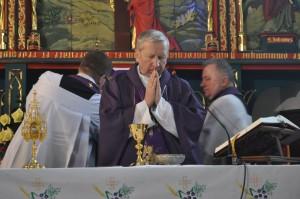 Wizytacja Ks. Biskupa Jana Zająca 2015